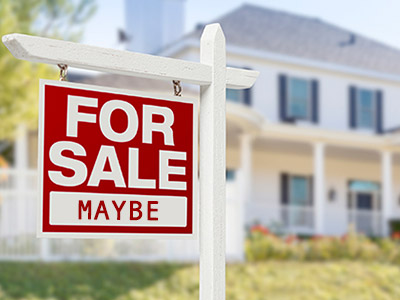 Homeowners Not Serious About Selling