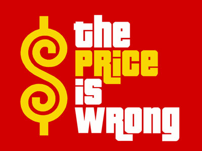 Pricing your Home to Sell Incorrectly