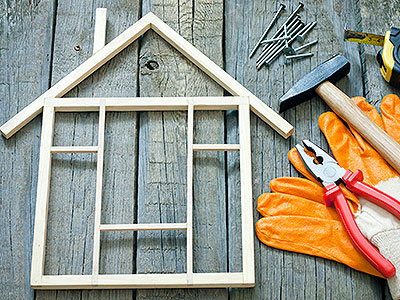 Do small DIY Home Repairs to save Money