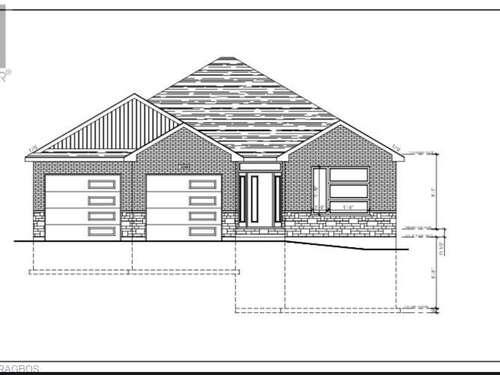 Home for Sale | 308 3RD Avenue | Hanover Ontario
