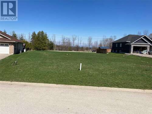 Land for Sale | 7 GLEN ABBEY CRT | Meaford Ontario