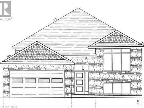 Home for Sale | 407 NORTHPORT Drive | Port Elgin Ontario